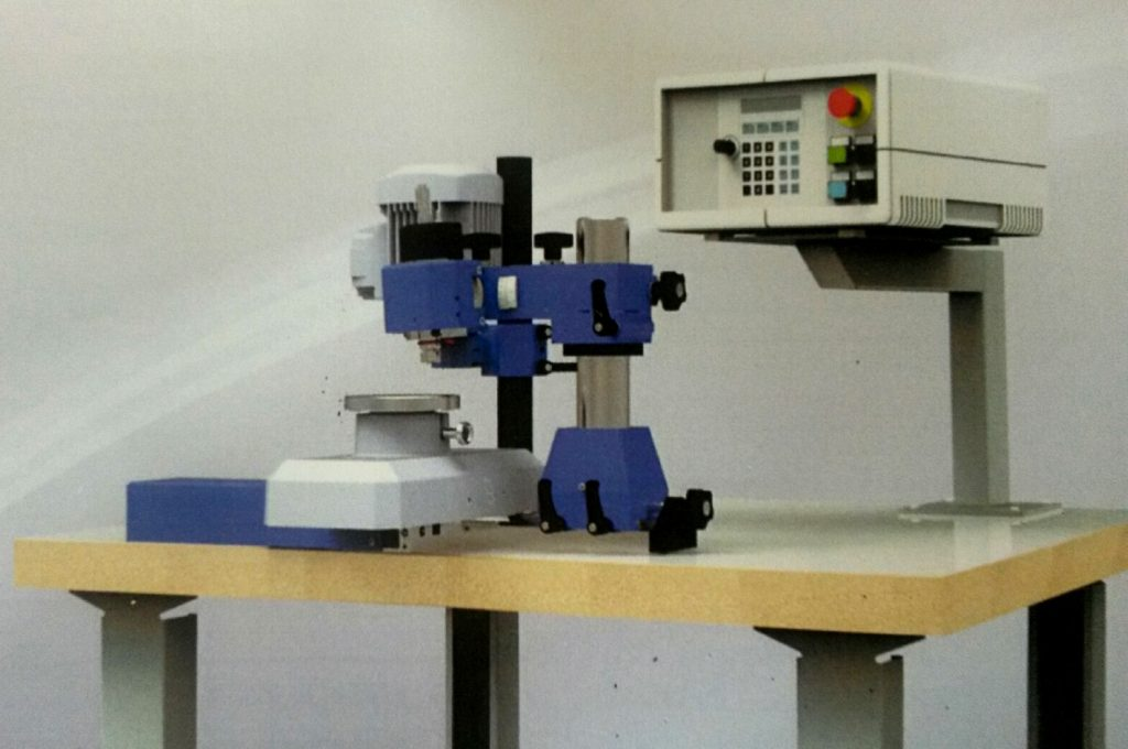 Machine de décoration type RCS N